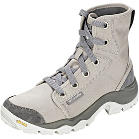Columbia Camden Chukka Shoes Women Ti titanium grey ice